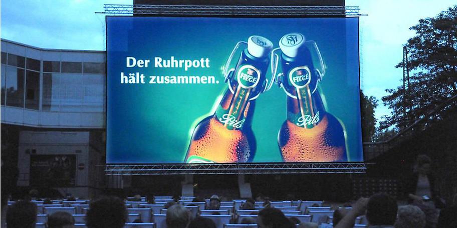 [Lokal Bochum] Fiege Open Air Kino Gutscheine, 4 Tickets zum Preis von 2 (RadioSparBox)