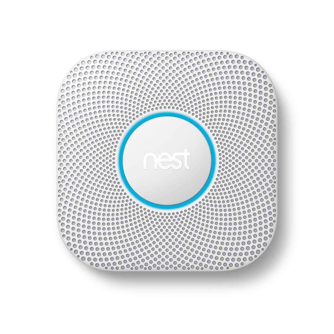 Nest Protect Rauch- und Kohlenmonoxidmelder, 2. Generation [vattenfall shop/ im 6er pack 84€ pro stück