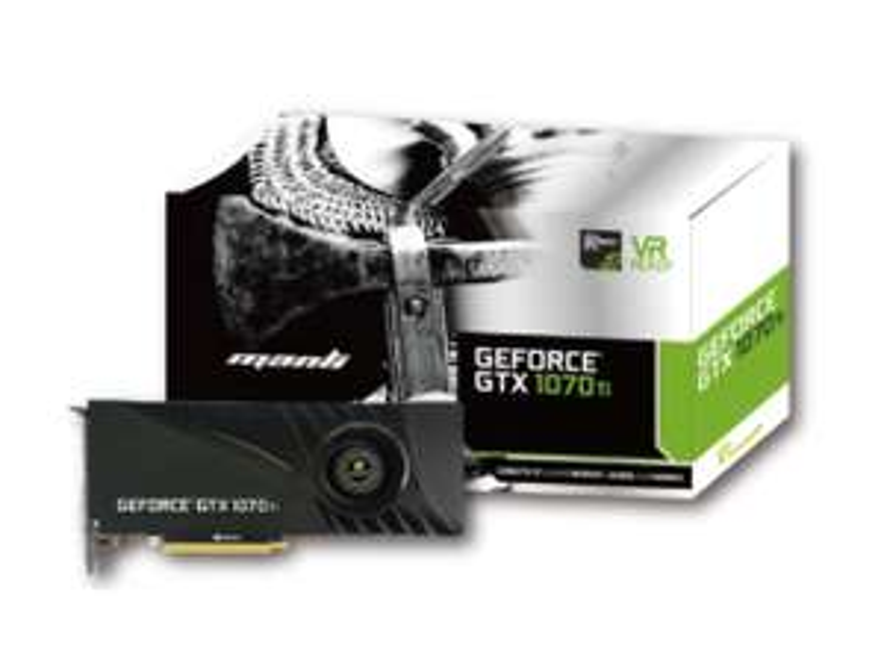 GeForce GTX 1070Ti 8GB GDDR5 Versandkostenfrei