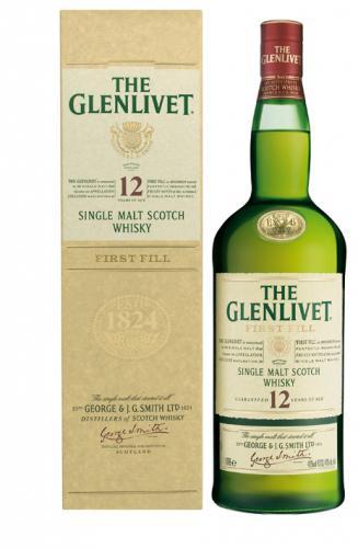 Glenlivet 12 Years 0,7 L mit 2 Gläsern bei REAL