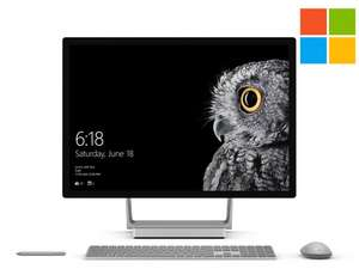 "Microsoft Surface Studio (refurbished [CPO*]) | 28"" / i5 CPU / 8GB RAM / 64 GB SSD + 1 TB HDD / GeForce GTX 965M"