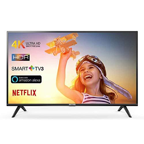 "TCL 65DP602 Fernseher (65"" TV, 4K UHD, Edge VA, HDR10, 8bit+FRC, Triple Tuner, 270 nits, 60Hz)"