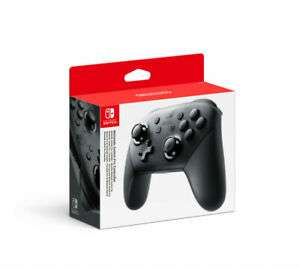 Nintendo Switch Pro Controller in Grau für 34,89€