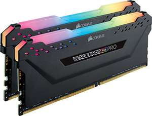 Corsair Vengeance RGB PRO 16GB (2x8GB) DDR4 3200MHz - RAM - GAMING