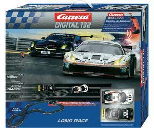 Carrera DIGITAL 132 Long Race 30160 für EUR 299,00 und 12 % Qipu Galeria Kaufhof online