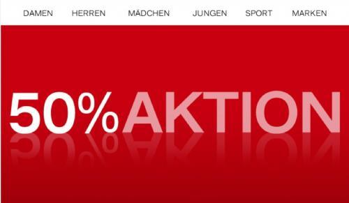 Deichmann 50% Aktion Versandkostenfrei und 6€ Qipu ab 19, 95€