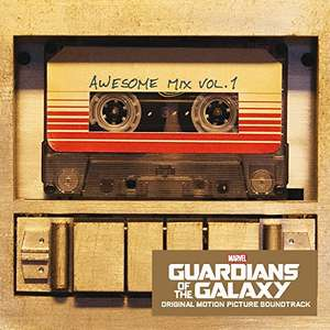 Guardians of the Galaxy: Awesome Mix Vol.1 (Vinyl) + MP3 Download für 13,35€ (Amazon Prime)