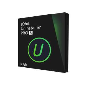 Iobit Uninstaller Pro 8 - 6 Monate for free