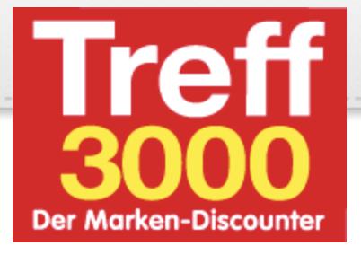 [Lokal Stutensee/Karlsruhe] Treff3000 Filiale in Blankenloch, Stutensee - 30% auf alles