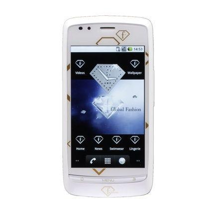 ZTE Blade FashionTV weiß Handy ohne Vertrag Android Smartphone für nur 49,90 € !!