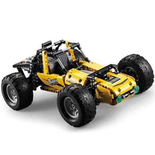 Klemmbaustein Set Cada C51043W All-terrain Vehicle - RC Buggy