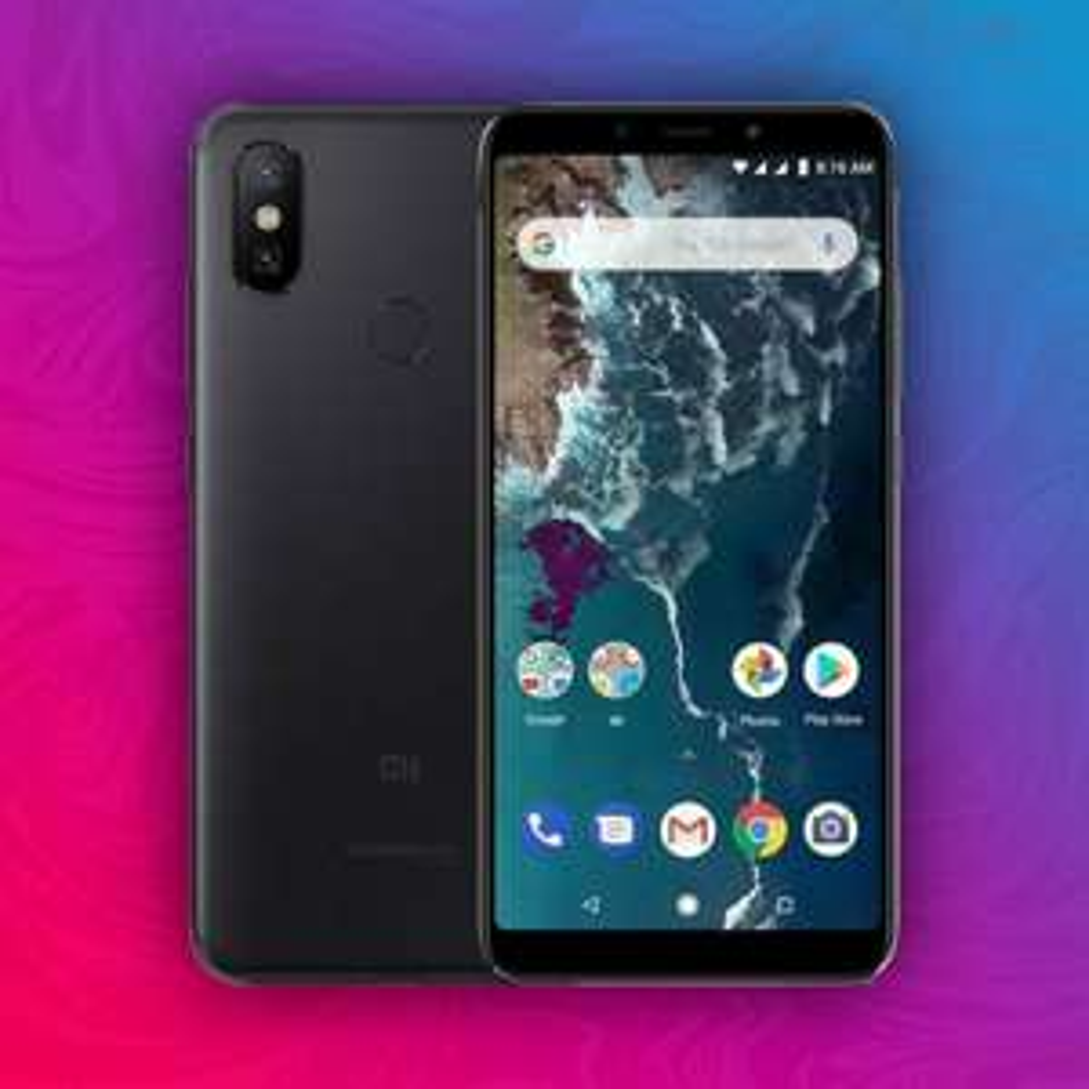 Xiaomi Mi A2 32/3GB - Snapdragon 660 - 20MP+12MP | Versand aus Hamburg