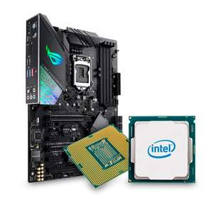 Intel Core i7-9700K + ASUS ROG STRIX Z390-F GAMING Bundle