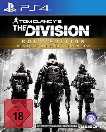 Tom Clancys The Division - Gold Edition & Ghost Recon Wildlands Gold Edition für je 17,99€ (PS4) (Lokal Expert Neuss & Viersen)