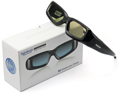 Brandneu 3D Brille mit feiner Verpackung für 31,99 inkl. Versand