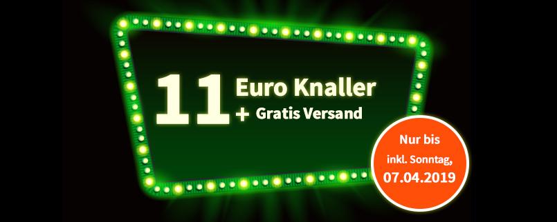Völkner: 11 Euro Knaller! Inclusive gratis Versand!