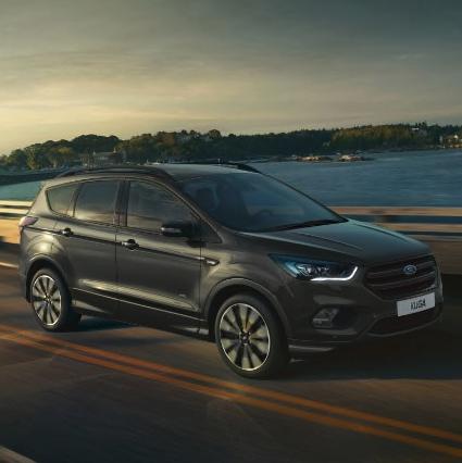 [Gewerbeleasing] Ford Kuga 1.5 EcoBoost Vignale (150 PS) mit Automatik - mtl. 84,03€ (netto), 24 Monate, LF 0,24 *UPDATE*