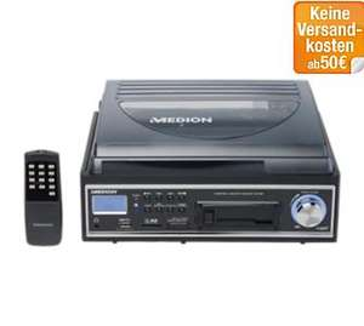 Schallplatten- und Kassettendigitalisierer MEDION® LIFE® E69215 (MD 83930)