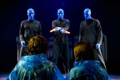 bis 20.5: 2-für-1 Blue Man Group Berlin für Vorstellungen bis Ende Oktober
