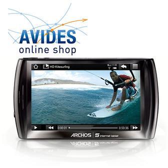 Archos 5 Tablet für 59€ inkl. Versand !!!! idealo ab 97€