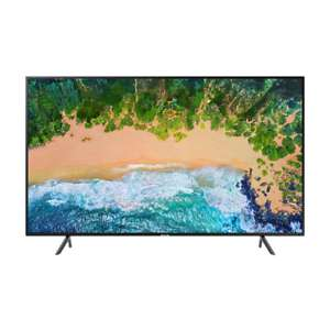 SAMSUNG UE40NU7199UXZG, 100 cm (40 Zoll), UHD 4K, SMART TV, LED TV, 1300 PQI, DVB-T2 HD, DVB-C, DVB-S, DVB-S2 [eBay Computeruniverse]