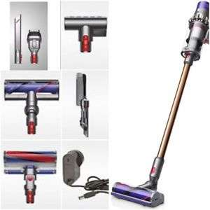 Dyson V10 Absolute UK-Version mit Adapter