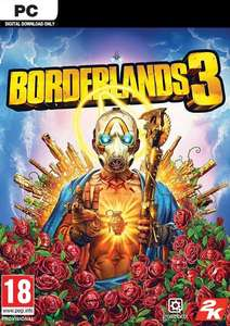 Borderlands 3 (PC) für 37,89€ (CDkeys)