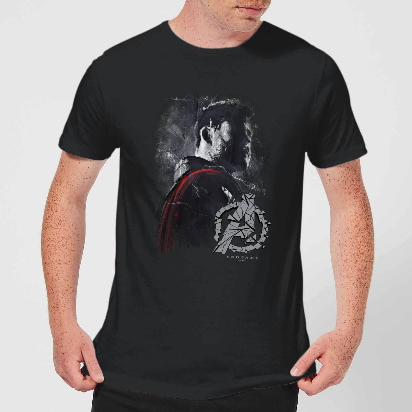 30% Rabatt auf Marvel Avengers: Endgame T-Shirts & Pullover - z.B. Thor T-Shirt in schwarz