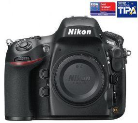 Nikon D800 Body (FX) mit 36MPix