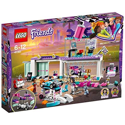 LEGO Friends Tuning-Werkstatt 41351 - Amazon Prime
