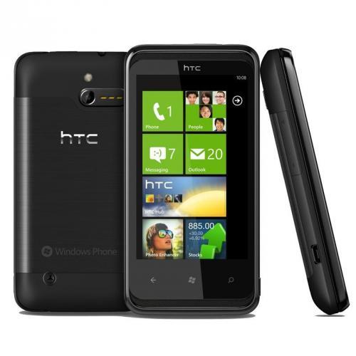 HTC 7 Pro Smartphone mit Vodafone Branding @ Zwitscher' Dir eins! 155,50 inkl. Versand