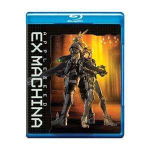 (UK) Appleseed: Ex Machina -Anime- [Blu-Ray] für €3.91 @ play (zoverstocks)