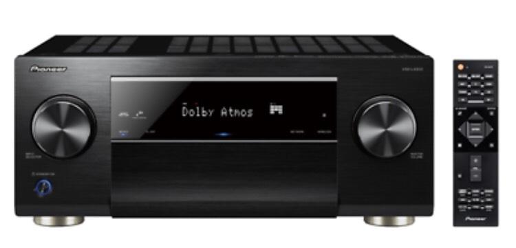 Ebay.de [Cyberport] - Pioneer VSX-LX503 7.2.4 AV Receiver 4K DTS:X WiFi BT Dolby Atmos e-ARC sw