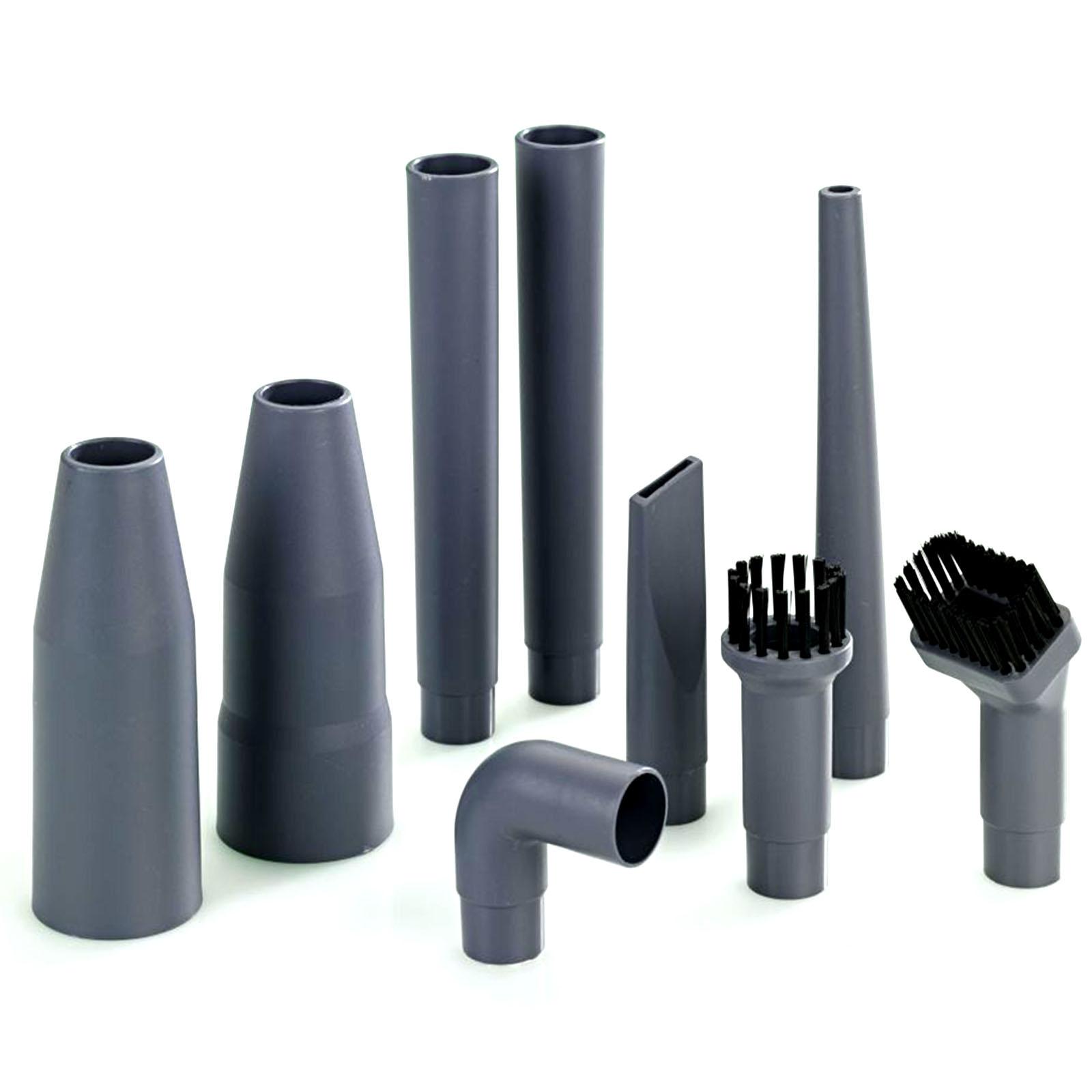 9 tlg. Staubsauger Düsen Set 35mm   Reinigungsset Staubsaugerdüse   passend für alle Staubsauger mit 32/35mm Adapter