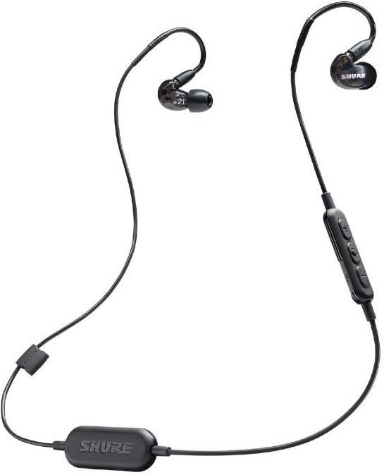 Shure SE215-BT1 Bluetooth In-Ear Kopfhörer mit passiver Geräuschunterdrückung