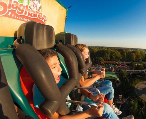 Tageskarte Themepark & Resort Slagharen