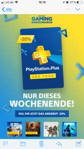 PlayStation plus [instant-Gaming]