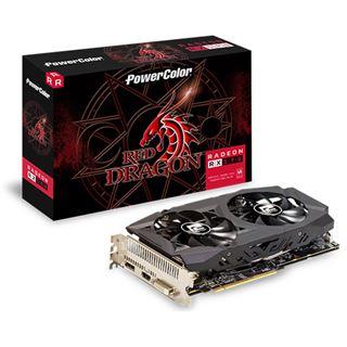 8GB PowerColor Radeon RX 590 Red Dragon Aktiv PCIe 3.0