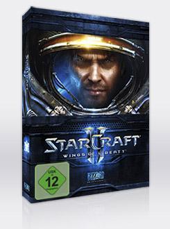 Starcraft 2 für 19,99€ im Battlenet