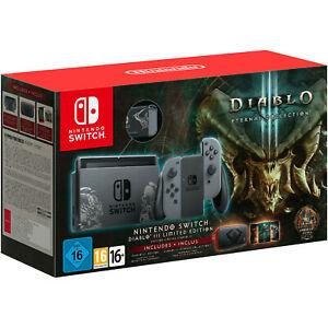 Nintendo Switch Diablo III - Limited Edition Bundle für 292,95€ inkl. Versandkosten [Saturn ebay]