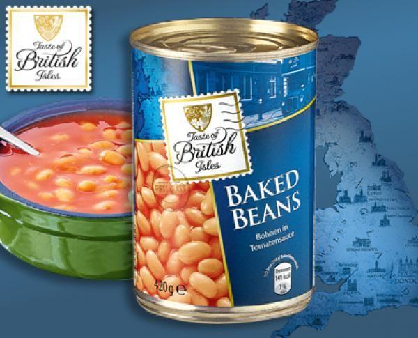 Baked Beans 420g Dose für 0,49€ bei [Aldi Süd am 13.04]