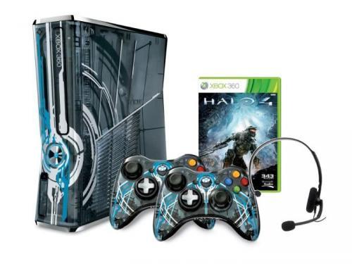 Xbox 360 Halo Bundle für 317 Euro bei computeruniverse