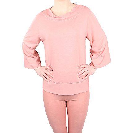 JOOP! Damen-Sweatshirt mit Rundhalsausschnitt