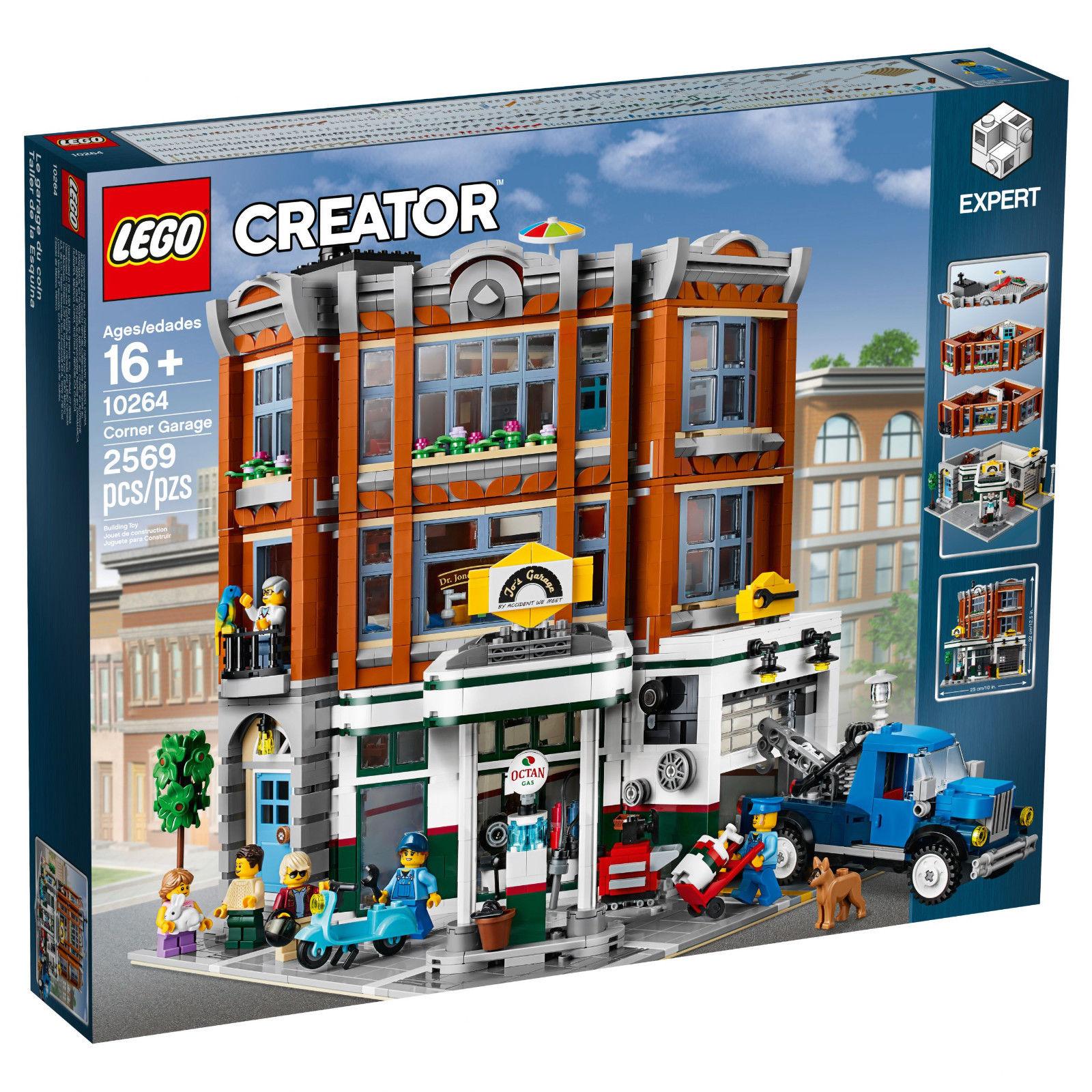 LEGO Creator Expert 10264 Eckgarage für 148,94€ [Karstadt]