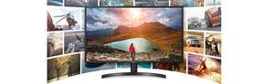 "[Amazon IT] LG 32UK550-B 31.5"" 4K UHD VA Monitor (4ms, 300cd/m², 60 Hz, AMD FreeSync, 95% DCI-P3, ergonomisch, VESA)"