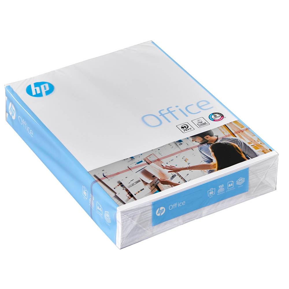 HP Office Kopierpapier A4 80g/qm - 3,69€ je 500Blatt