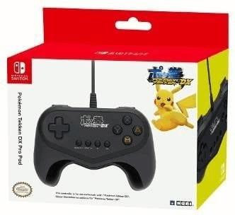 Hori Nintendo Switch Pokémon Tekken DX Pro Pad für 14,96€ (GameStop)