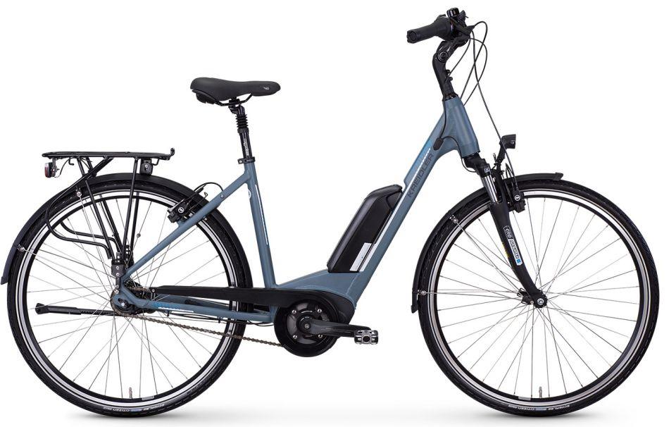 E-Bike Kreidler Eco 2, Bosch Motor und 400 Watt Akku
