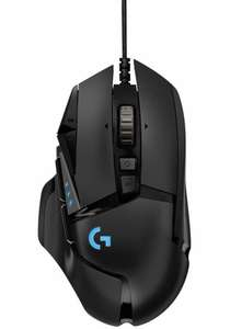 Logitech G502 HERO Gaming-Maus (Amazon)