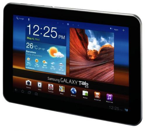 Schweiz/Grenzgänger Samsung Galaxy Tab 8.9 Wifi 16GB